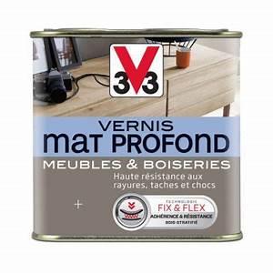 Vernis Mat Incolore : vernis mat profond meubles et boiseries incolore 500 ml ~ Premium-room.com Idées de Décoration