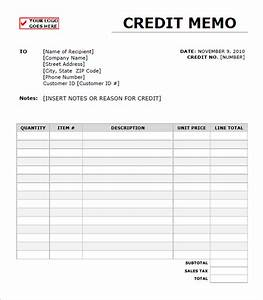 best credit memo template excel format microsoft excel With credit note template doc