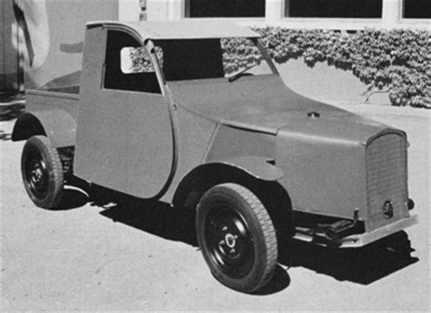 Prototype Cv by Citro 235 N 2cv Prototypes 1