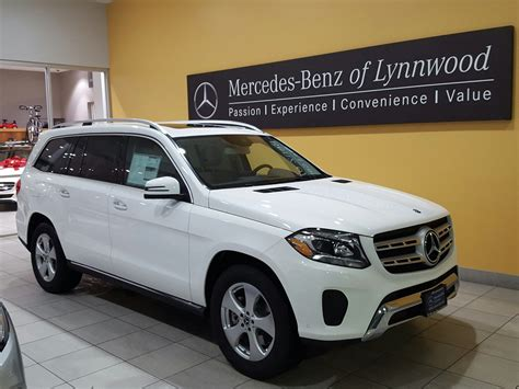 That's not to say the gle 350 doesn't have plenty to offer; New 2018 Mercedes-Benz GLS GLS 450 4MATIC® SUV in Lynnwood #28425 | Mercedes-Benz of Lynnwood