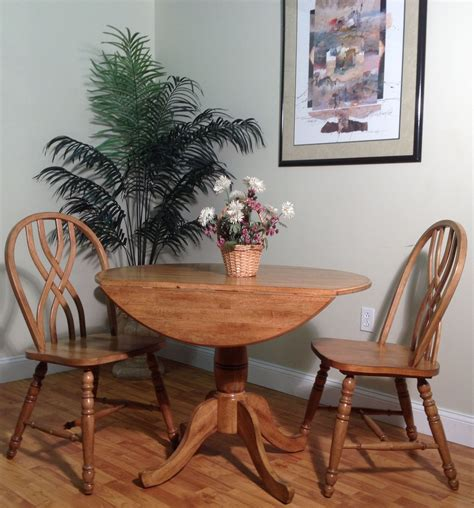 rustic dining room tables with leaves four seasons 40 quot rustic oak drop leaf dining room set from 9264