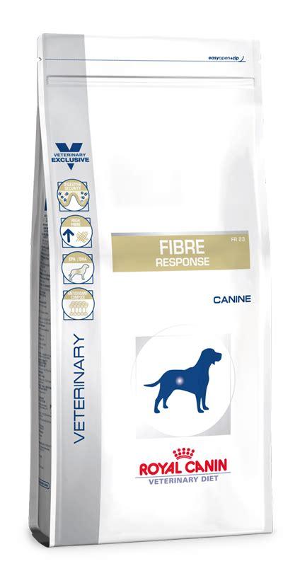 royal canin fibre response canine