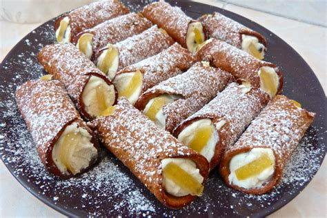 cuisine sicilienne cannoli sicilien la recette authentique la cuisine de