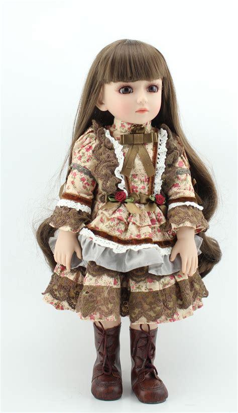 Fashion Pretty Lifelike Soft Silicon Vinyl Body Girl Doll