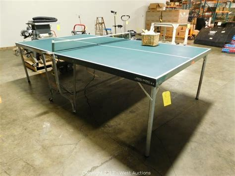 ping pong table accessories west auctions auction liquidation of irrigation product