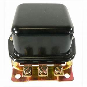 Db Electrical Gfd6000 External Regulator For Ford 2n 8n 9n