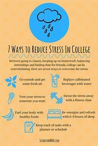 7 Ways to Reduce Stress in College | Scranton MMA ...