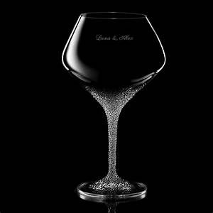 Verre A Vin : verre vin rouge swarovski grav ~ Teatrodelosmanantiales.com Idées de Décoration