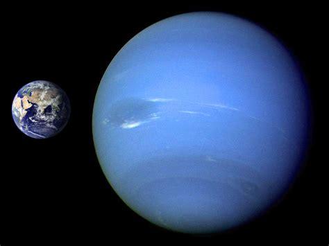 neptun der zweite blaue planet rieser sternfreunde
