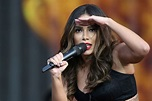 Anitta At Brazilian singer performs at the Rock in Rio ...