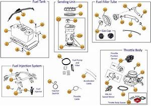2006 Jeep Wrangler Parts Diagram