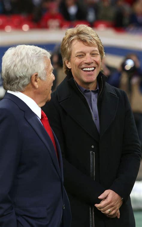 Jon Bon Jovi Photos Attends Louis