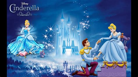 The Pretty Cinderella...the Story Of The Beautiful Disney