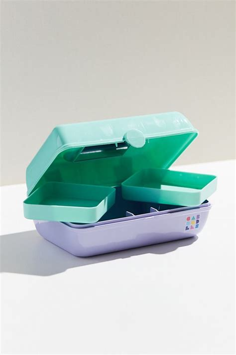 caboodles vintage pretty makeup case urban outfitters