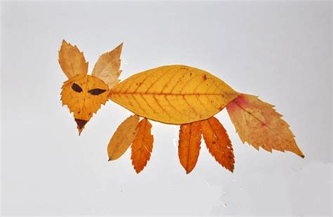leaf projects art and craft ideas with leaves ye craft ideas