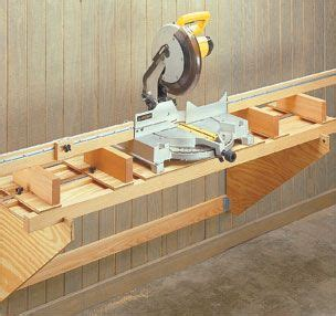 workbenches carts stands woodsmith plans mitre