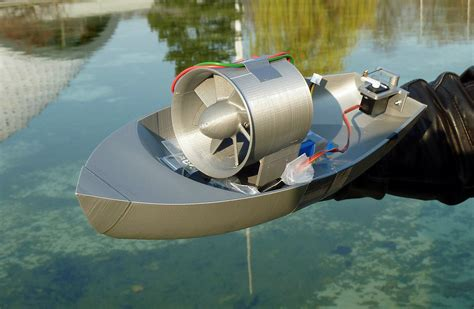 3d Printed Boat by Fully 3d Printed Remote Controlled Boat Cults 3d Hubs Talk