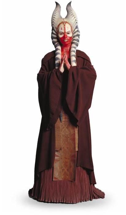 Shaak Ti Jedi Wars Star Clone Togruta