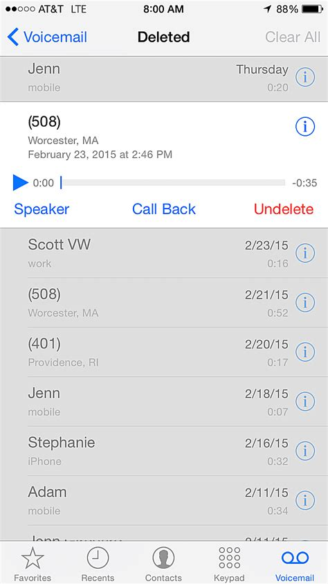 how to turn voice on iphone 5 how to undelete voicemails on the iphone