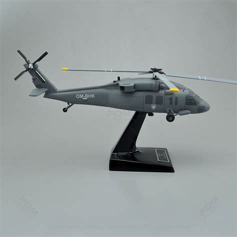 Sikorsky Uh-60 Black Hawk Model Helicopter