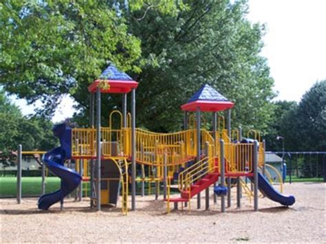 Sinking Borough Playground by Parks 187 Township Of
