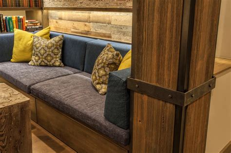 design rustic couch  create  household environment