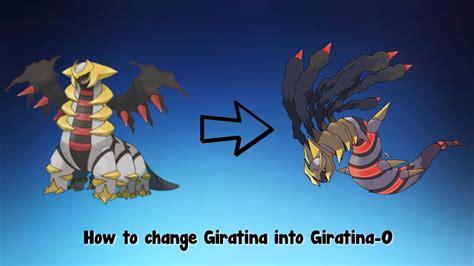project pokemon   change giratina   origin