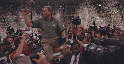 Jan 26 1997 Power And The Glory Packers Win Super Bowl