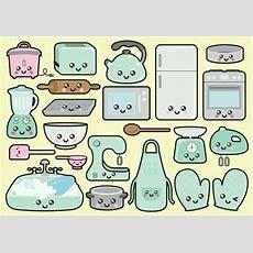 Kawaii Kitchen Baking  Doodle ;) ^^ ••  Pinterest