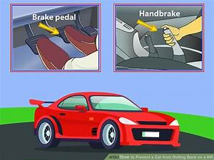 How To Stop A Manual Car From Rolling Back