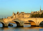 Pont Neuf - Pont Neuf Bridge in Paris