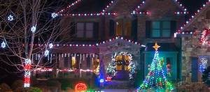 Outdoor, Christmas, Lights, Ideas, For, The, Roof