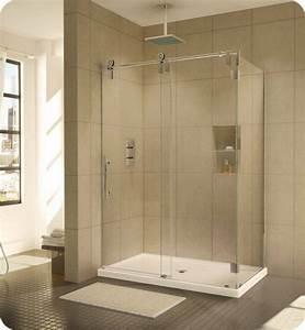 Douche Salle De Bain : la cabine de douche design embellit la salle de bain ~ Melissatoandfro.com Idées de Décoration