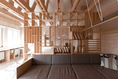 From Garage To Architect's Workshop By Ruetemple
