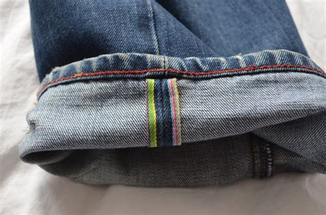 Things I Can't Live Without Selvedge Raw Denim Jeans
