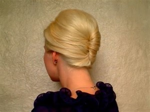 HD wallpapers french roll hairstyle for short hair video