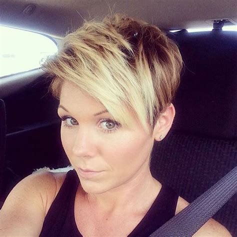 cute pixie cuts will give you a new pixie cuts