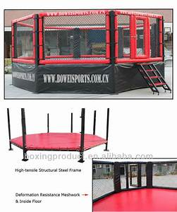 Elevated Octagon Mma Cage - Buy Mma Cage,Fighting Cage Mma ...