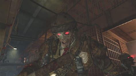 zombies zombie dead mob boss call duty alcatraz ops brutus prison