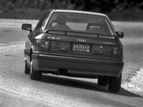 Audi 90 B3 Specs 1987 1988 1989 1990 1991