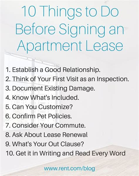 what to check before renting an apartment best 25 apartment lease ideas on pinterest
