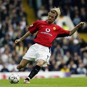 Man United great David Beckham: Sir Alex Ferguson was ...