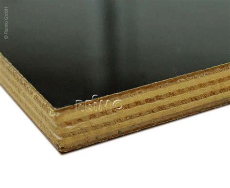 pappelsperrholz 15 mm m 246 belbauplatte pappelsperrholz 15 mm hpl dekor schwarz hochglanz 520251 m 246 belbauplatten