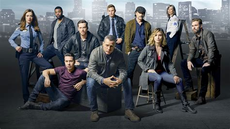 Chicago Fire TV Show Cast