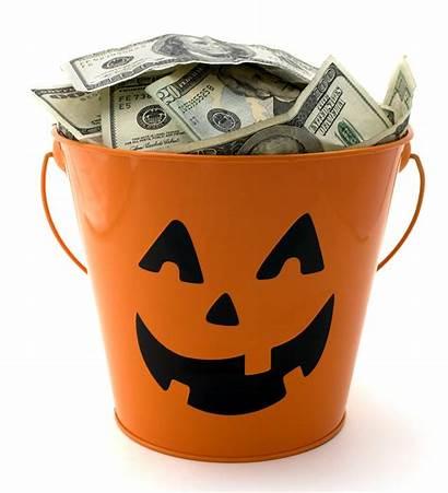 Halloween Money Scary Cash Teach Facts Yourself