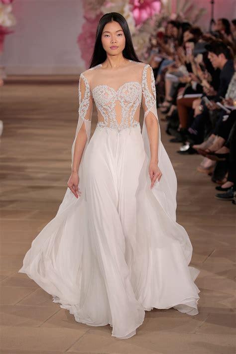 wedding and new year dress collection 2016 2017 manjaree best of bridal week ines di santo wedding dress 2017