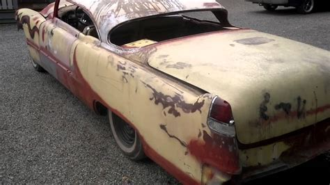 Cadillac Custom Deville Chopped Roof Youtube