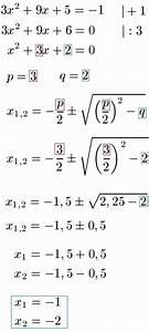 Resturlaub Berechnen Formel : nullstellen berechnen ~ Themetempest.com Abrechnung