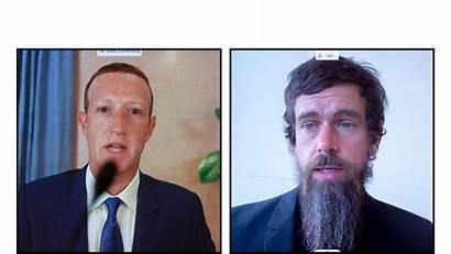 Dorsey Jack Zuckerberg Mark Evolution Valley Uncanny