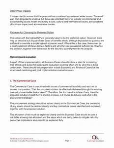 business improvement proposal template 100 business With capital expenditure proposal template